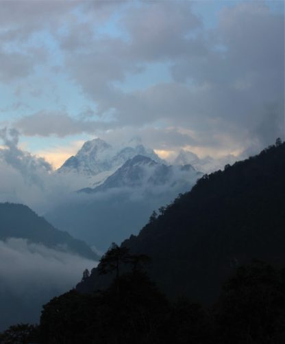 Manaslu weather conditions can be very poor at times