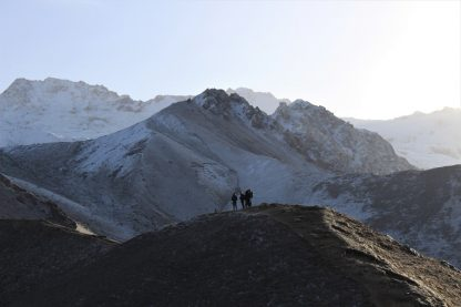 a rarely visited but extreamly beautiful area on the Langtang trek