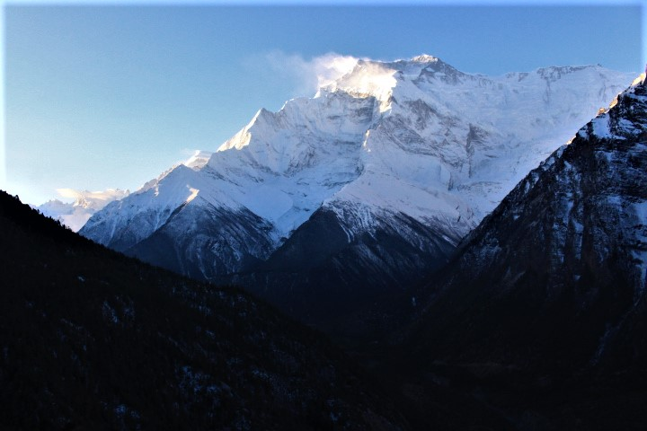 Annapurna 2 and Lamjung Himal