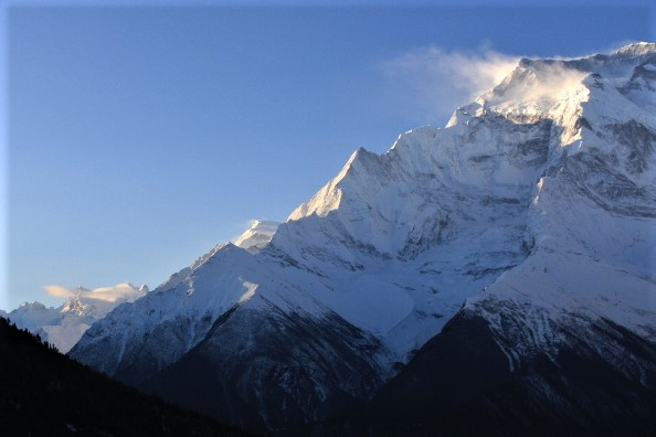 Manaslu and Annapurna 2