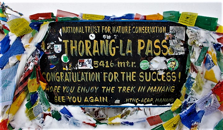 Thorang La Pass