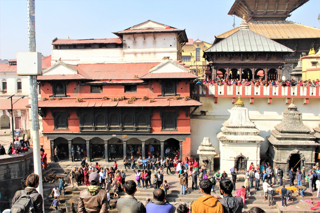 Pashupatinath by the Bagmati River