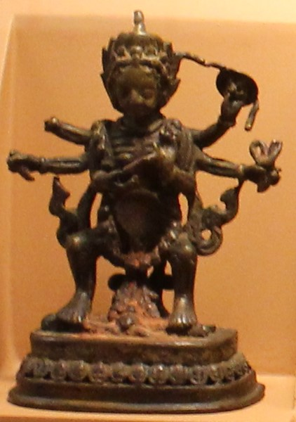 buddhist and hindu gods
