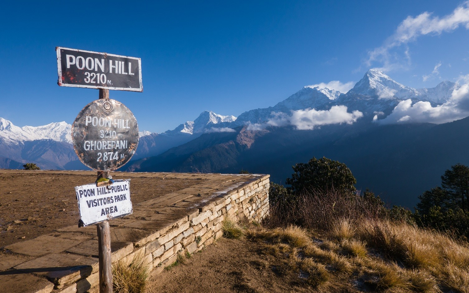 4 day trek to poon hill