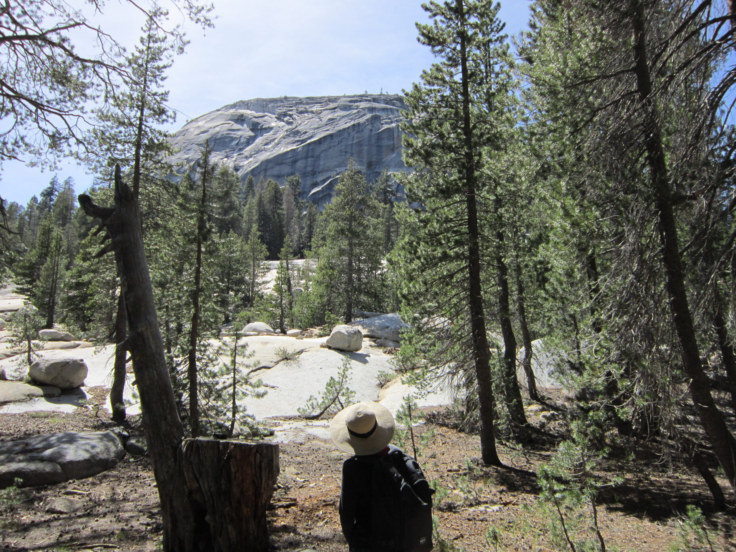 Courtright reservoir guided hike